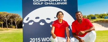 XXII edition of the World Corporate Golf Challenge – World Final 2015
